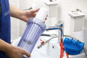 water softener installation in Scottsdale, AZ