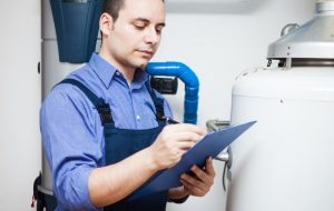 water heater installation in Glendale, AZ