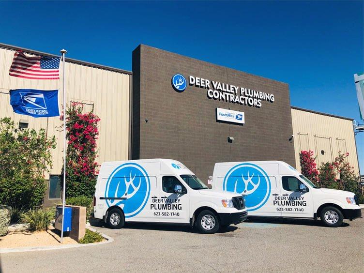 Leading Plumbing Company in Phoenix, AZ