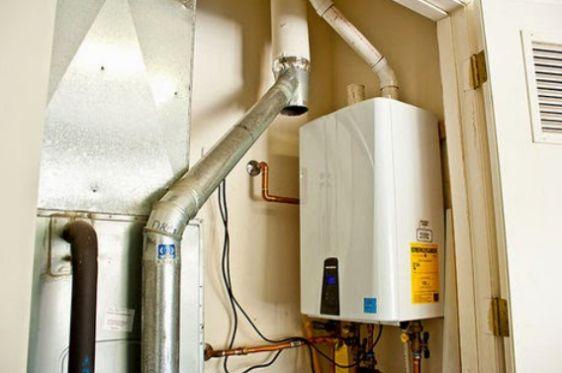 Water Heater Deervalley